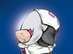 Иллюстрация к снотворному препарату