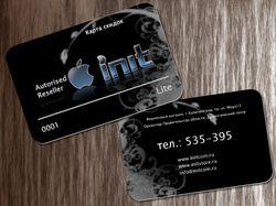 Карта скидок Lite компании Init