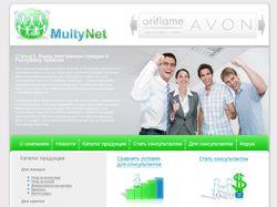 Сеть МЛМ компаний