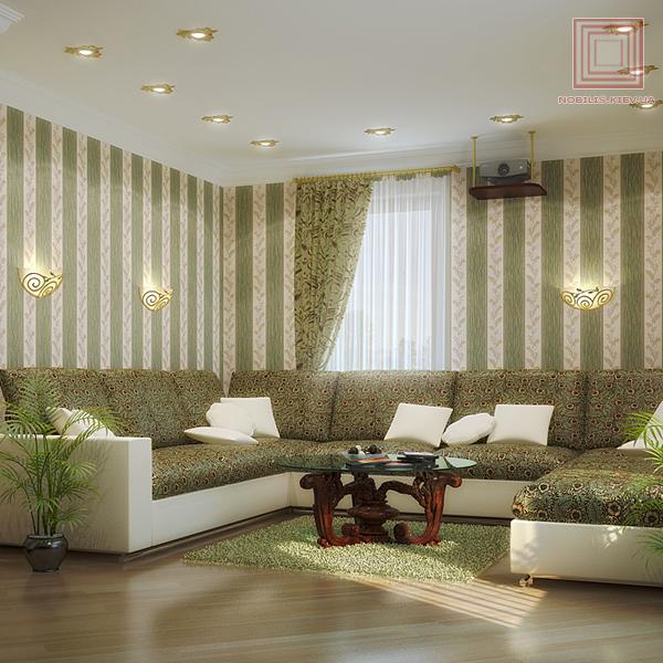 Интерьер гостиной в частном доме фото своими руками