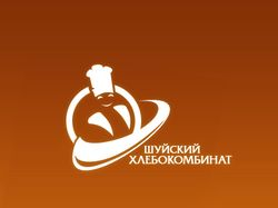 Логотип хлебокомбината.