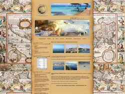 Сайт турфирмы Magellan-Tur