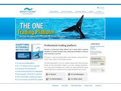ProTrader Website