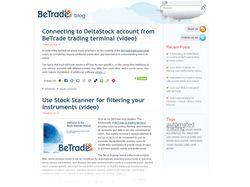 BeTrade Blog
