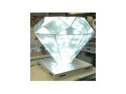 3D-алмаз изготовлен