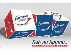 ЕвропаПлюс - банер 3х6