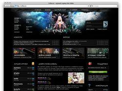 Игровой сервер Mu Online.