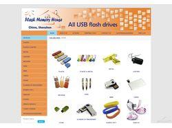 All usb flash drivers