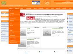 Общественно - Информационно городской портал
