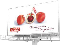 """Билборд для компании """"ЕКО"""""""