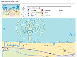 Интерактивная флэш карта для сайта недвижимости