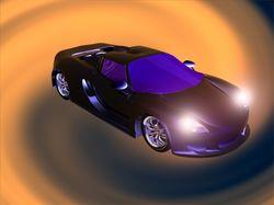 3d Modell Porsche