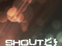 Shout4 iPhone Screen and Logo