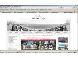 Сайт агентства недвижимости, каталог недвижимости
