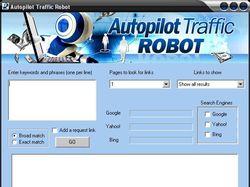 Autopilot Traffic Robot