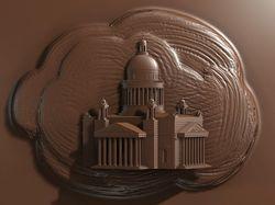 Модели для литья шоколадных плиток