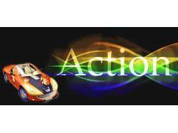 Логотип на сайт экшн игр