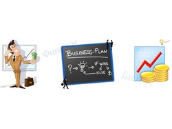 Шапка на сайт о бизнесе/финансах и т.д.