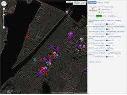 Места и события на карте города