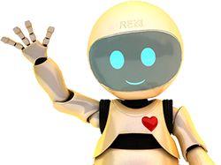 Маленький робот Remi
