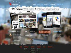 Редизайн сайта, лого, дизайн внутренних страниц
