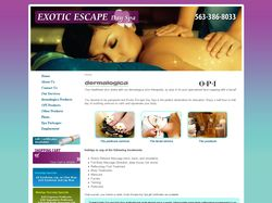Exotic Escape Day Spa