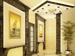 """Лифтовый холл """"Порторо"""""""