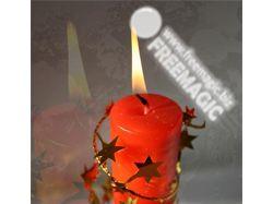 Фотография для новогодней открытки