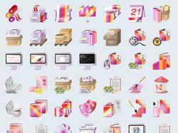 Иконки для СеоСтудио