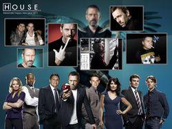 Dr. House | Доктор Хаус Коллаж