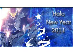 Бигбар Halo New Year