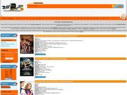 Добавление фильмов на сайт