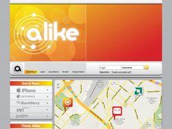 Социальная сеть AlikeIt