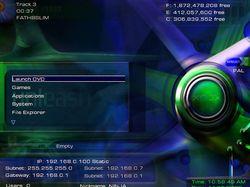 neiron анимированый интерфейс для xbox microsoft