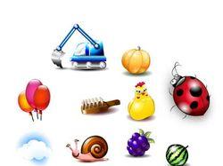 Иконки для игры Азбука