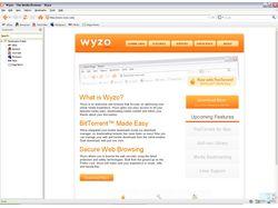 Wyzo - The Media Browser