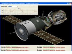 Система контроля параметров давления и температуры