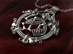 Медальон (Скандинавия)