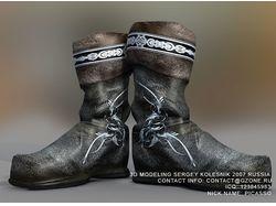 ботинки вора убийцы