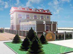 Разработка гостиницы в аксае