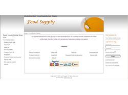 Интернет-магазин продажи продуктов, Канада