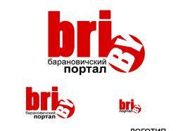Логотип для портала bri.by