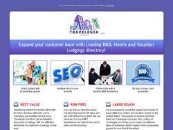 HTML-письмо для Travelegia