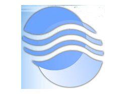 """Логотип фирмы """"Волго-Вятский центр очистки воды"""""""