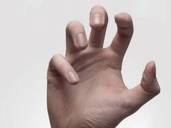 Рука из банки