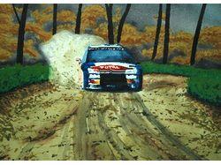 Мотив WRC. Япония