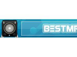 Баннер для сайта BestMP3.KZ