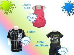 Листовка для магазина детской одежды1
