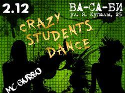 Crazy Students Dance