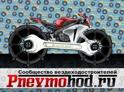 Плакат Пневмоход.ру